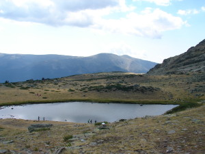 Hiking Madrid Laguna Pájaros