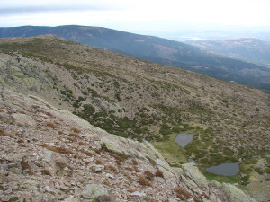 Hiking Madrid Nevero Glaciar